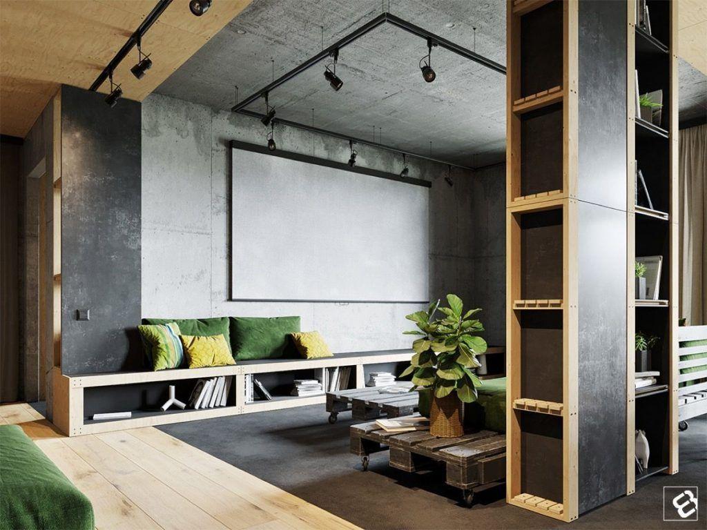 Industrial Style Wohnzimmer industrial style wohnzimmer design der wesentliche leitfaden bilder