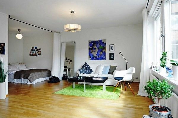 Studio Apartment Decorating Ideas