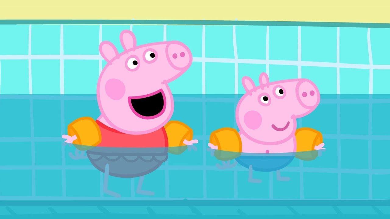 Peppa Pig Français Des Sports Compilation Dessin Animé