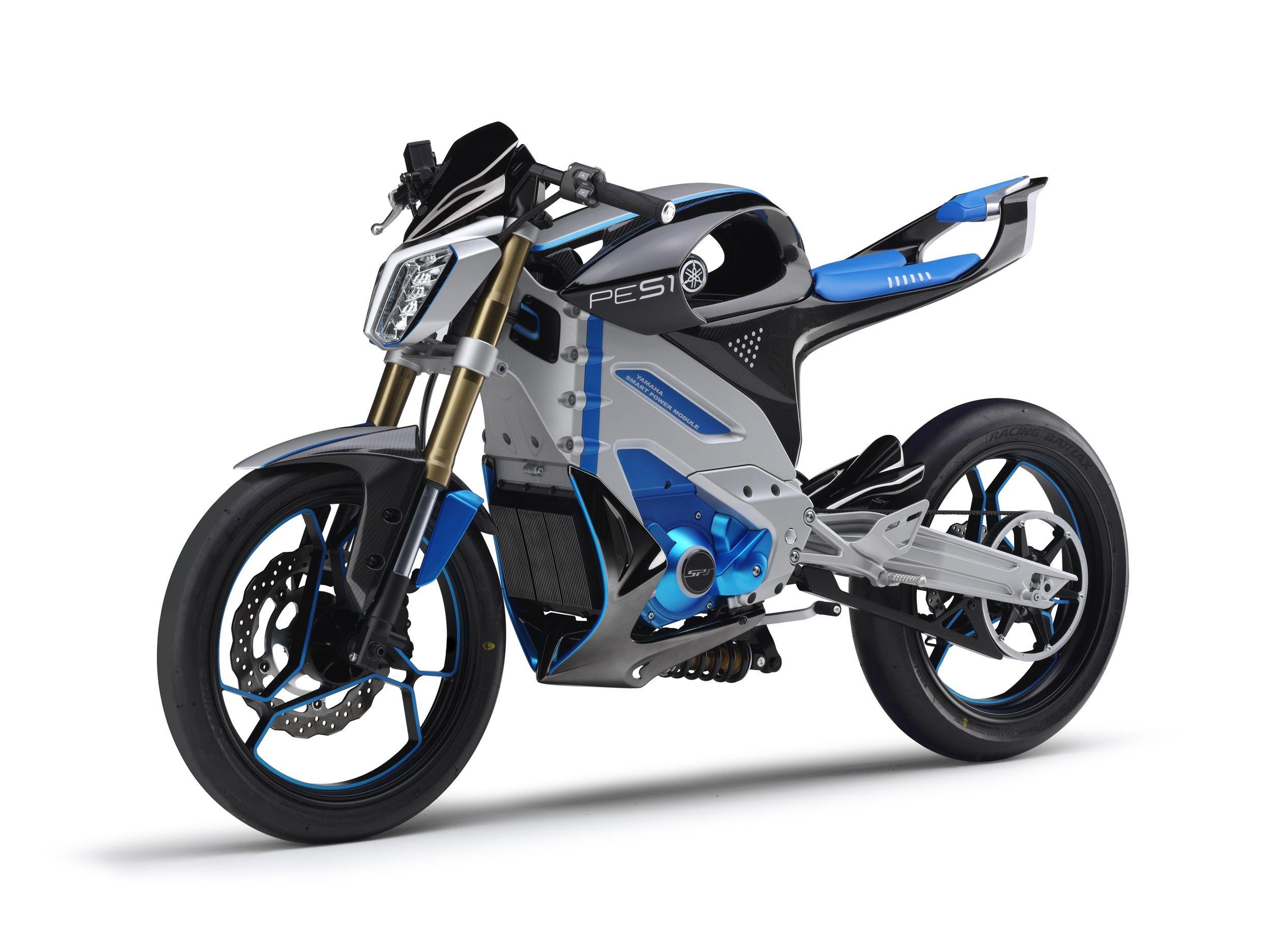 Yamaha S Pes Electric Bike Hint Motorcycle Magazine Motorrad International Electric Motorcycle Tokyo Motor Show Motorcycle Design