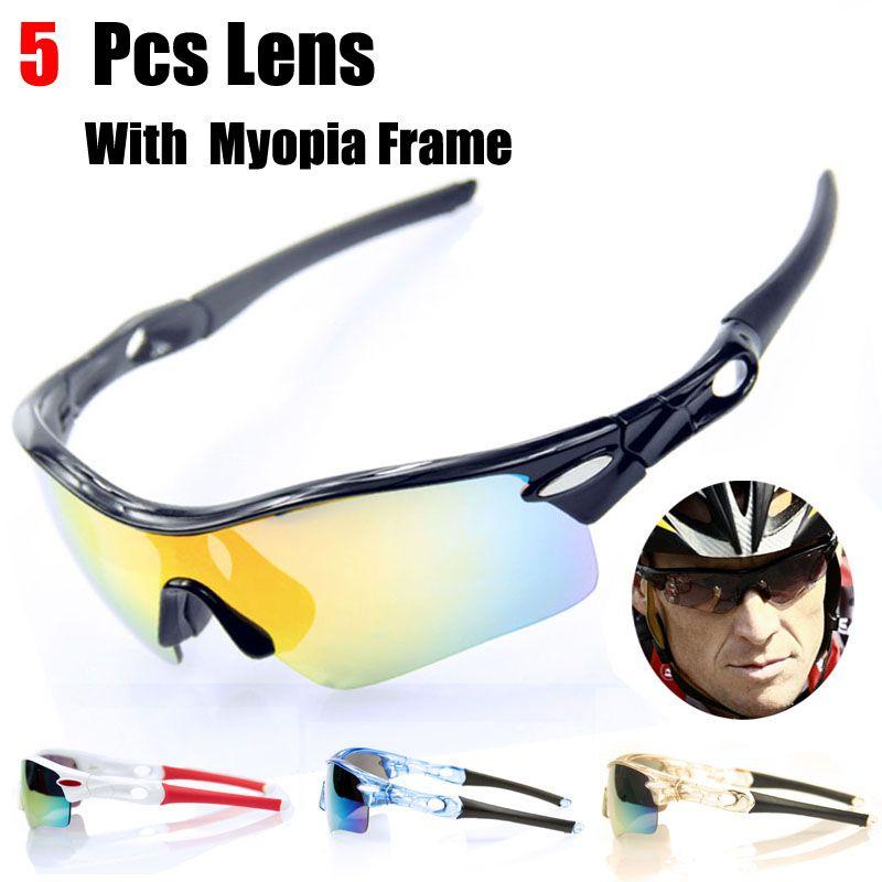 Hot RockBros Polarisierte Sonnenbrille Radfahren Outdoor Sports Fahrrad-gläser FRApTFqp