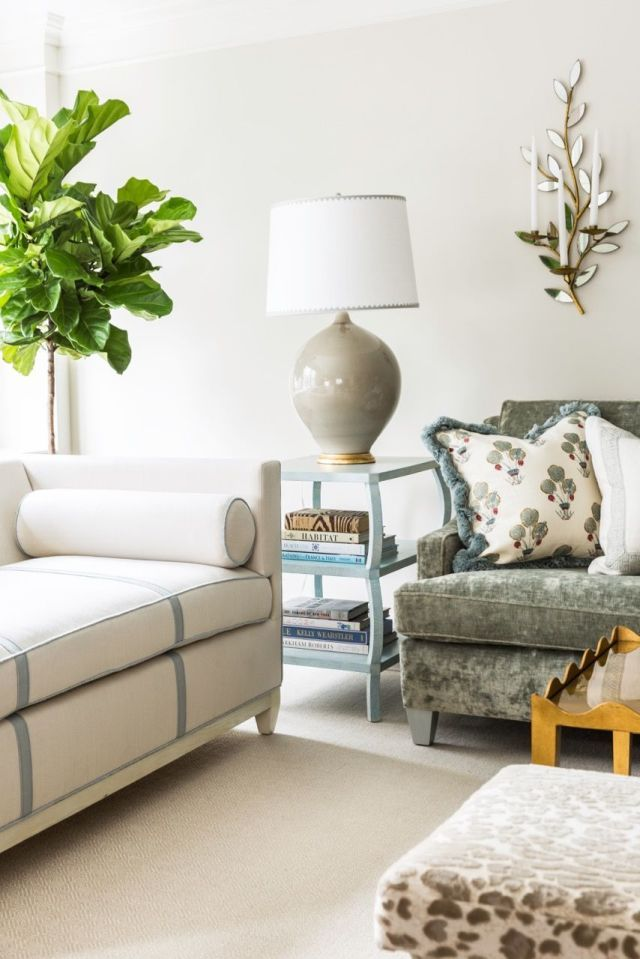 Anatomy Of A Stylish, Kid-Friendly Living Room