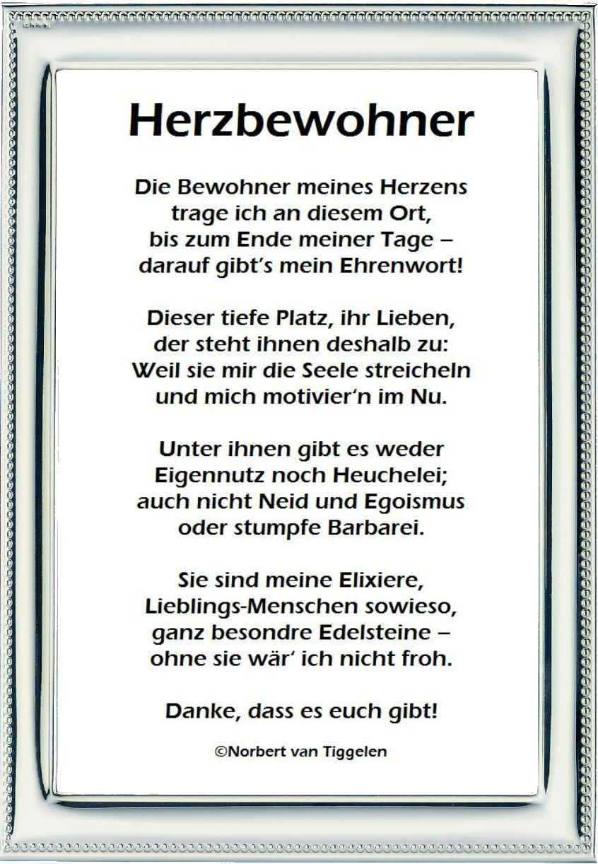 Pin Von Roswitha Mura Auf Gedichte Und Sinnsprüche Van