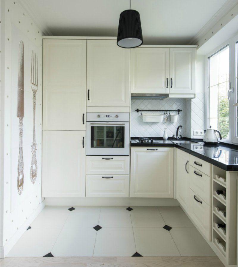 фото кухня из икеа