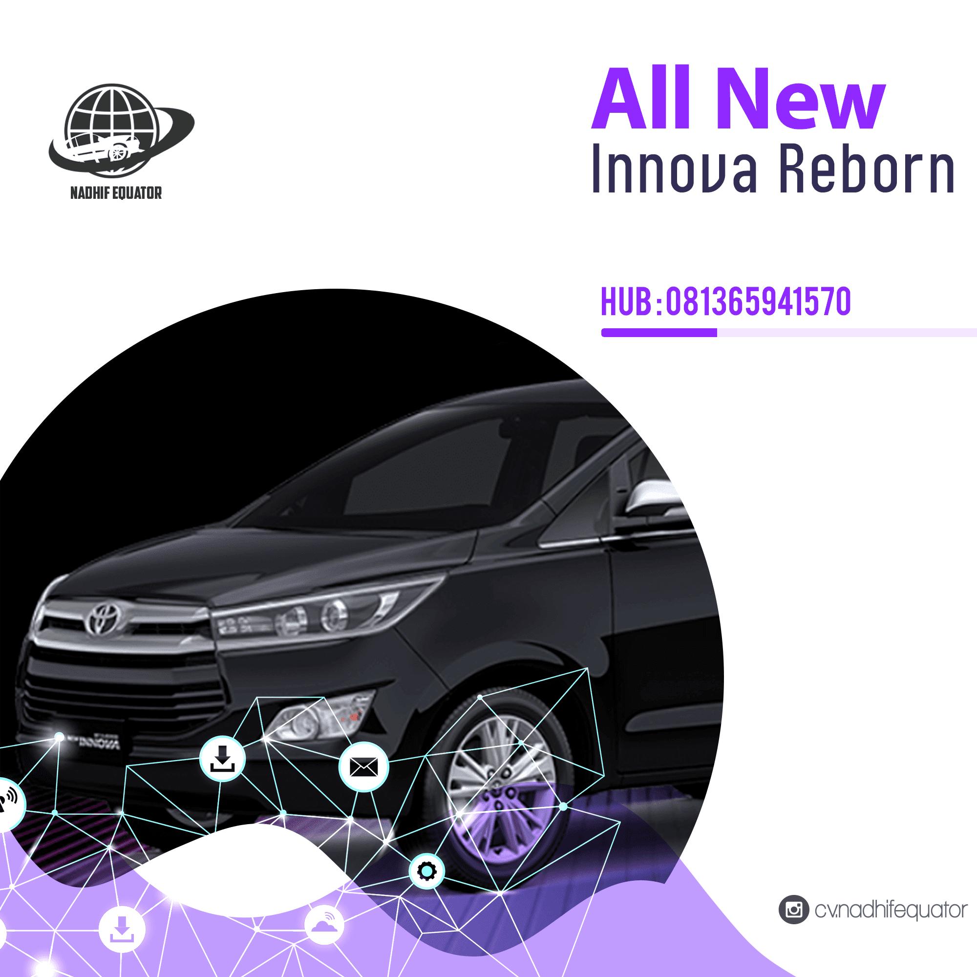Rental Mobil Innova Reborn Pekanbaru Mobil