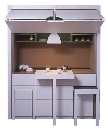 Best Fold Away Kitchen I Like This Even Though I Believe It 400 x 300