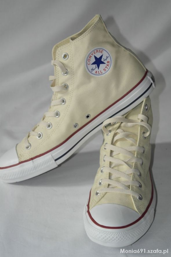 Obuwie Meskie W Szafa Pl Zimowe Modne Obuwie Meskie Converse Chuck Taylor High Top Sneaker Chucks Converse Top Sneakers
