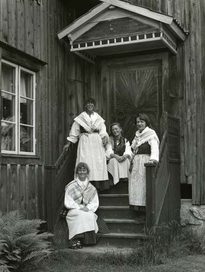 Rengsjö » Barnens Dag med pannkaksfest