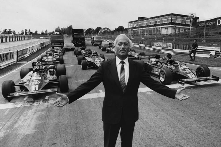 Colin Chapman and his legacy