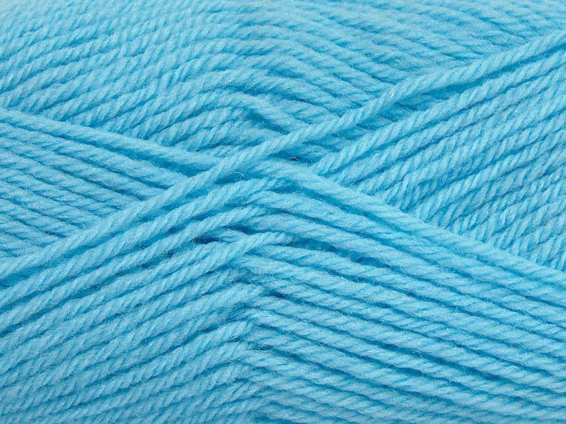 Derby Wool ~ Light Blue