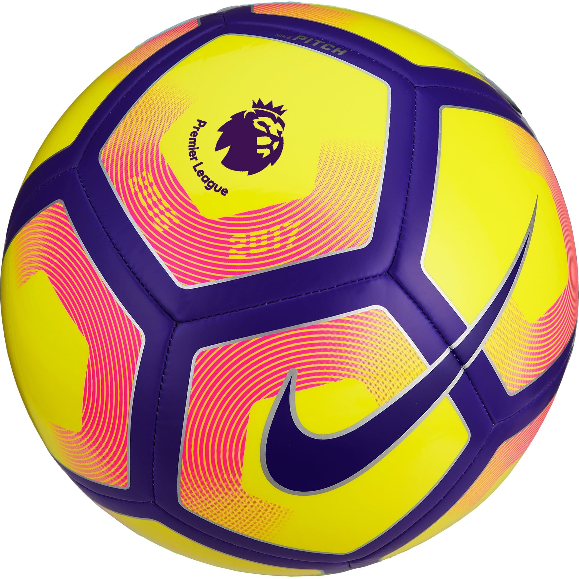 8dc0becce6 Nike Pitch 2016 17 Hi-Vis Premier League Football