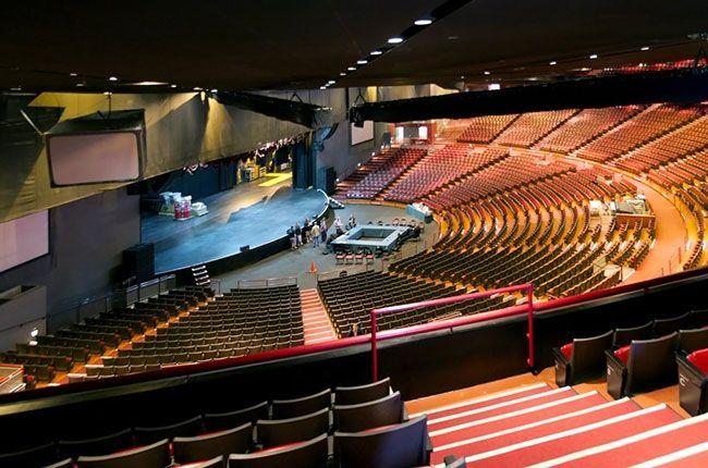 Universal Ampitheatre Los Angeles Ca Amphitheater Auditorium Seating Seating Charts