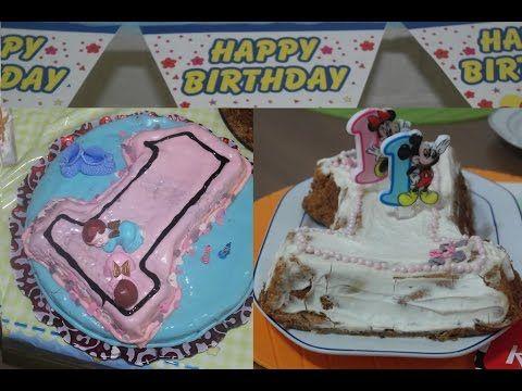 Easy baby birthday cake recipe Babys first birthday cake recipe