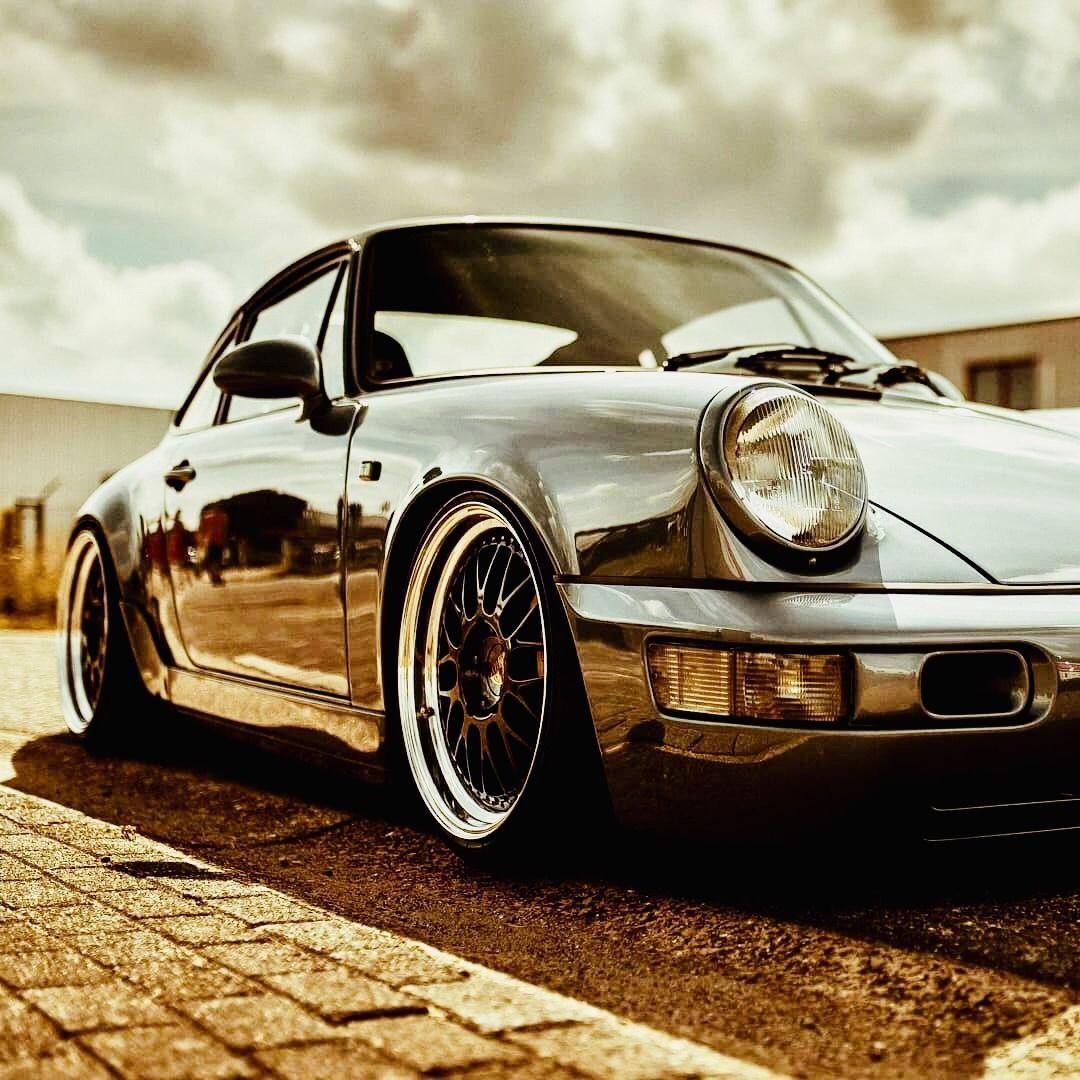 Porsche, Dream Car Garage, Porsche 964