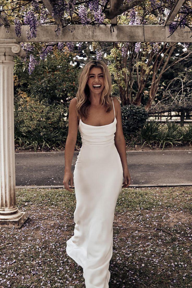 Cowl Slip Silk Dress MANY COLORS Beige long slip dress Bridesmaid dress prom dress bias natural real slip midi bridal wedding dresses