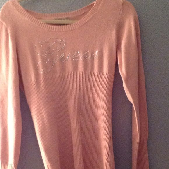 Guess brand lightweight sweater Brand new. Tags still attached. Guess Sweaters Crew & Scoop Necks
