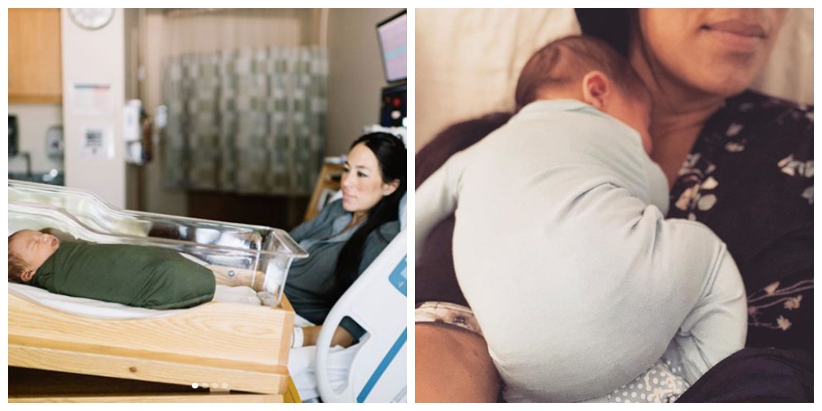 Every Adorable Picture Joanna Gaines Has Posted Of Baby Crew So