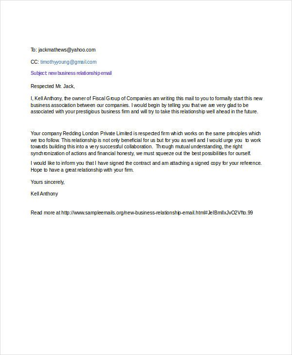 Professional Email Example If You Just Require Email We Recommend Email Plus For Mor Professional Email Example Business Mentor Professional Email Templates