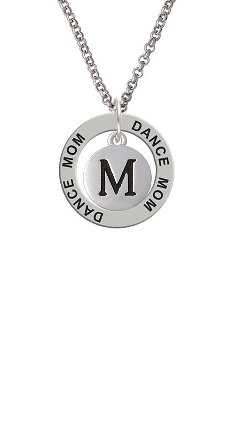 Bonyak Jewelry Sterling Silver Cross of Lorraine Pendant 1 X 5//8 inches with 18 inch Sterling Silver Curb Chain