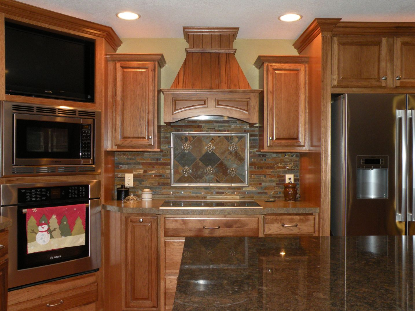 55 Lowes Kitchen Maid Cabinets Rustic