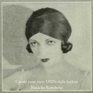 Create-your-own-1920's-style-turban--natacha-rambova