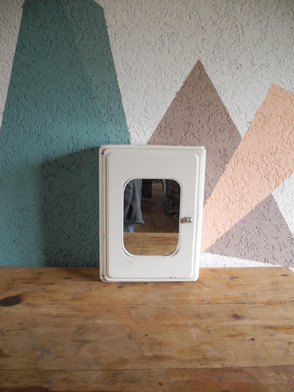 Vintage Badezimmerschrank Medizinschrank Medizinschrank Schrank