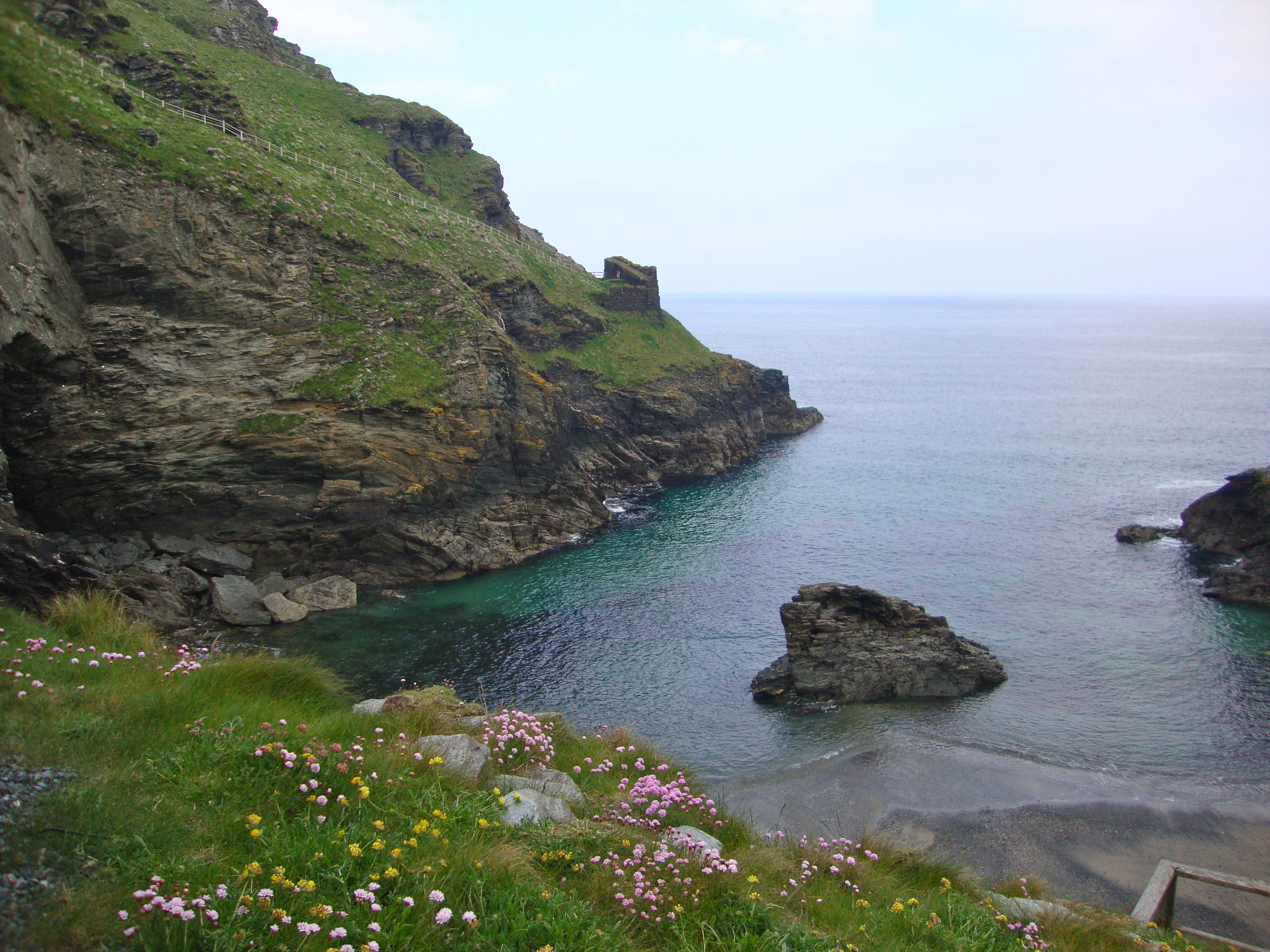 Tintagel coast, Cornwall, England | Oh the places I will go...