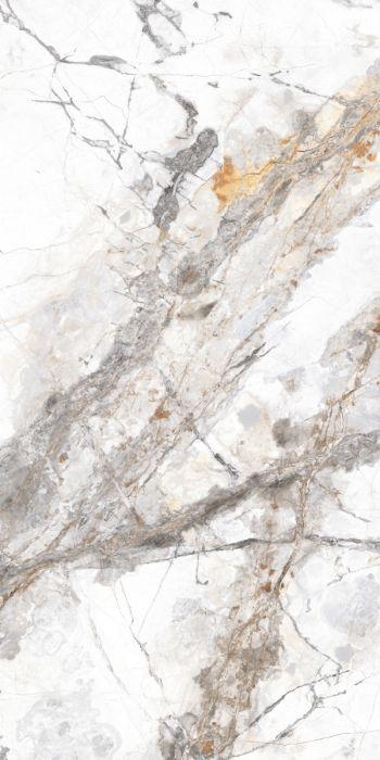Milan Polished Marble Effect Porcelain Tile 1200 x 600mm
