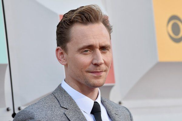 Tom Hiddleston attends the 51st Academy of Country Music Awards at MGM Grand Garden Arena on April 3, in Las Vegas