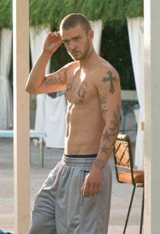 Photo Gallery Justin Timberlake Justin Timberlake Tattoos Nsync