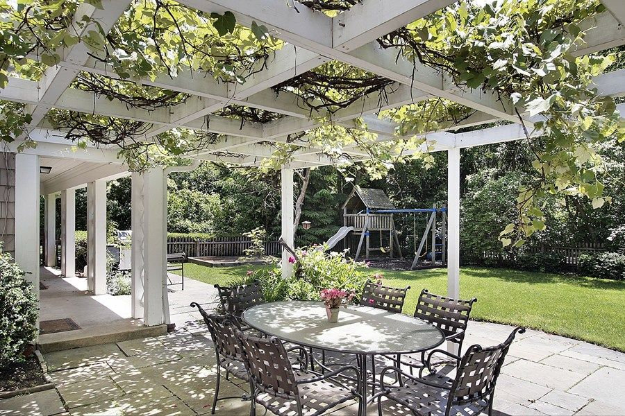 pergola backyard | Pergola VinesPergola and Patio CoverLandscaping NetworkCalimesa, CA