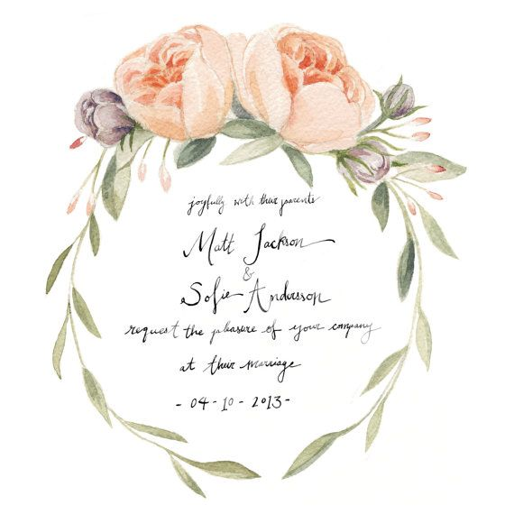 Juliet Rose Wedding Invitation Template Invitation Templates - Wedding invitation templates: mexican wedding invitations templates