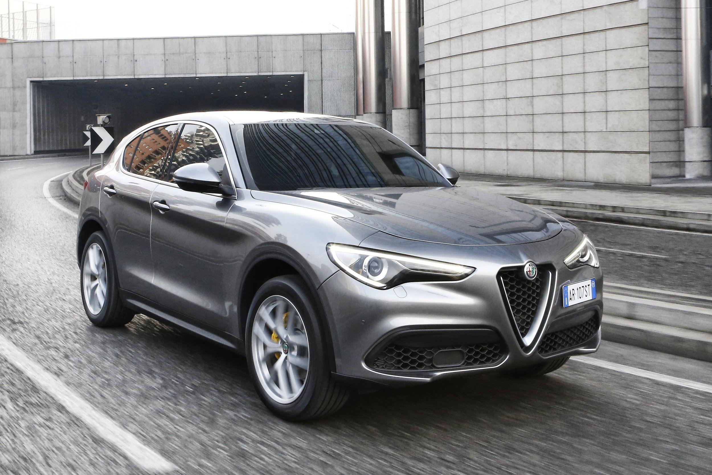 SUV Stelvio AWD Stelvio Alfa Romeo STELVIO