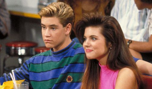 Always wanted a love like theirs when I was little. Love Saved By the Bell!
