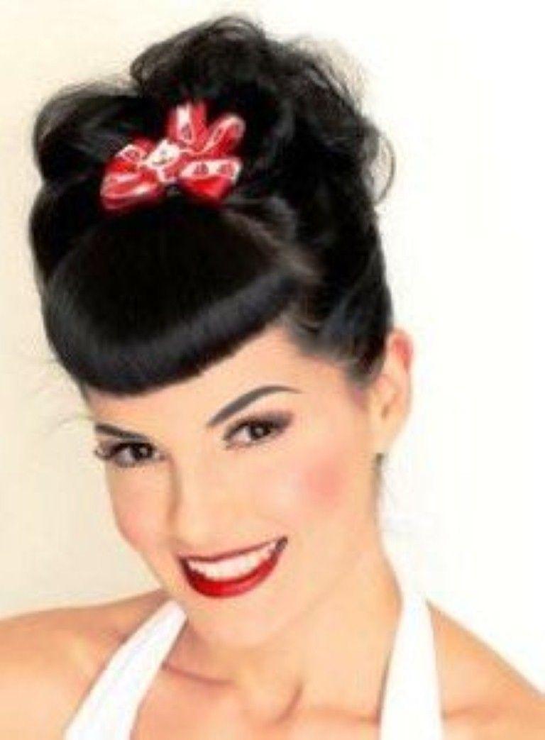 Rockabilly Hairstyles For Women Ideas Hair Cut Ideas Pinterest