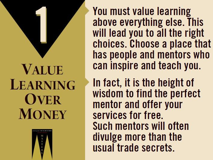 Have A Mentor The Mentor Dynamic Relationship Is The Most