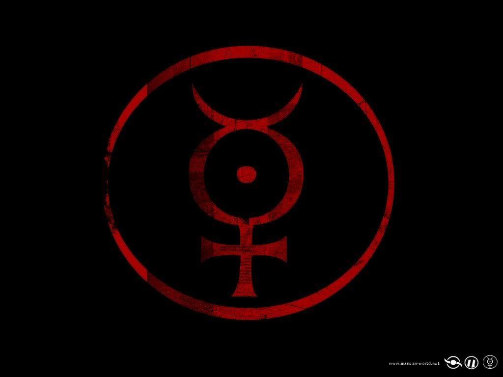 Mercury Symbol Tattoos Pinterest Marilyn Manson