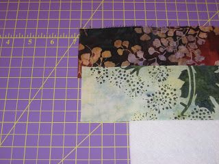 Easy Strip Pieced Placemats