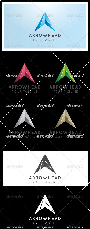 Logo Templates Arrowhead Logo Graphicriver Logo Templates Logos Arrow Logo
