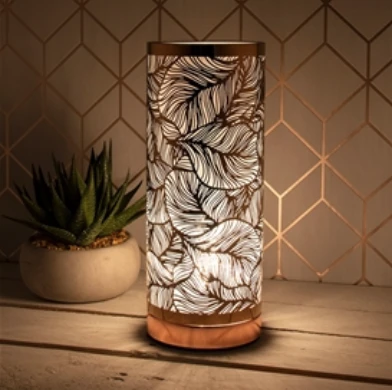 Touch Sensitive Aroma Lamp 26cm The Perfect Touch Of Home 5 Off For New Customers Code Firsttime5 In 2020 Lamp Electric Wax Melt Burner Oil Warmer