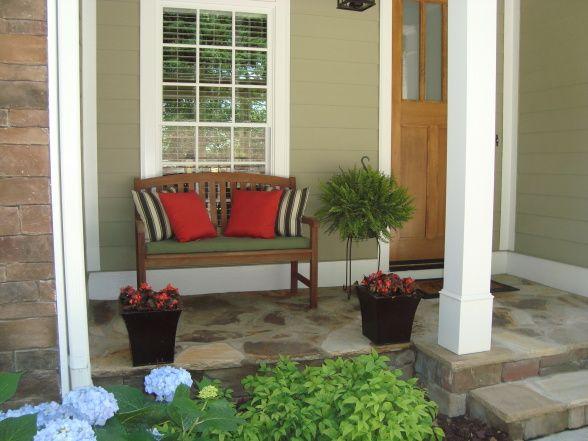 Lake House Front Porch Porche Designs Decorating Ideas