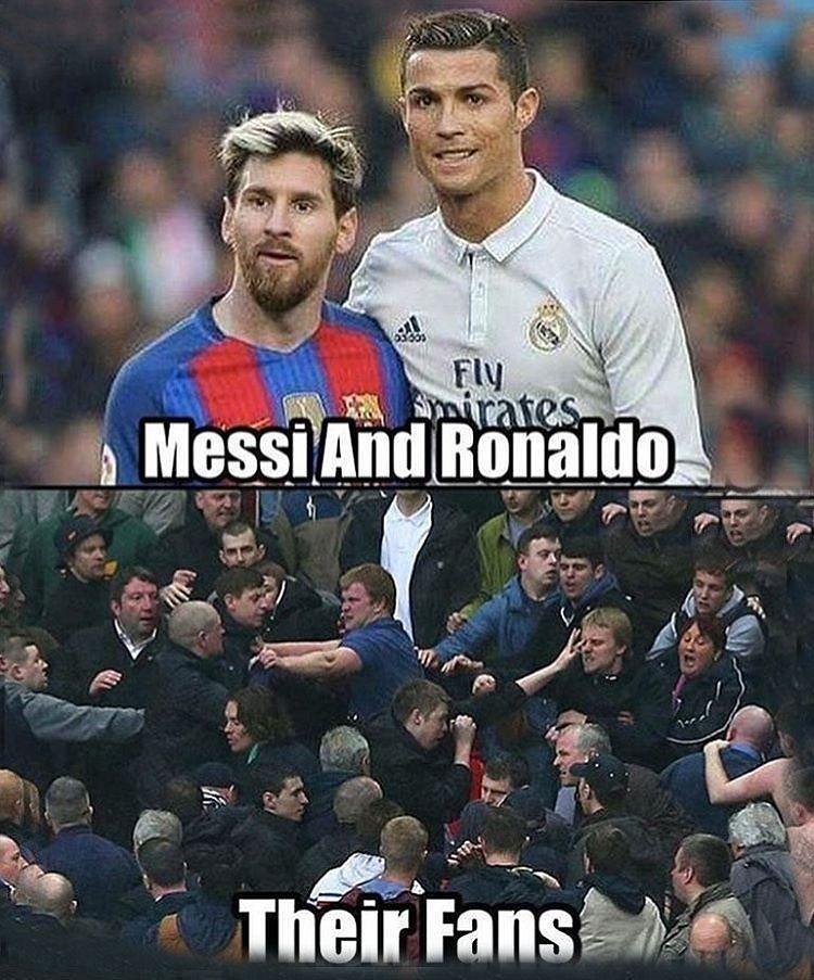 Love Them Both Los Mejores Memes De Futbol Espana Argentina Real Madrid F C Barcelo Memes Divertidos De Futbol Chistes De Futbol Humor De Futbol