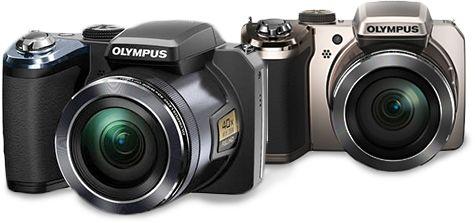 The New Olympus Stylus SP-820UZ Ultra-Zoom Digital Cameras | BH inDepth