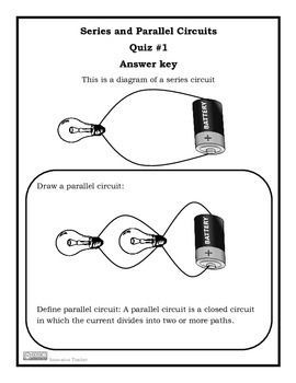 series and parallel circuit pin tastic science 3 5 pinterest rh pinterest com