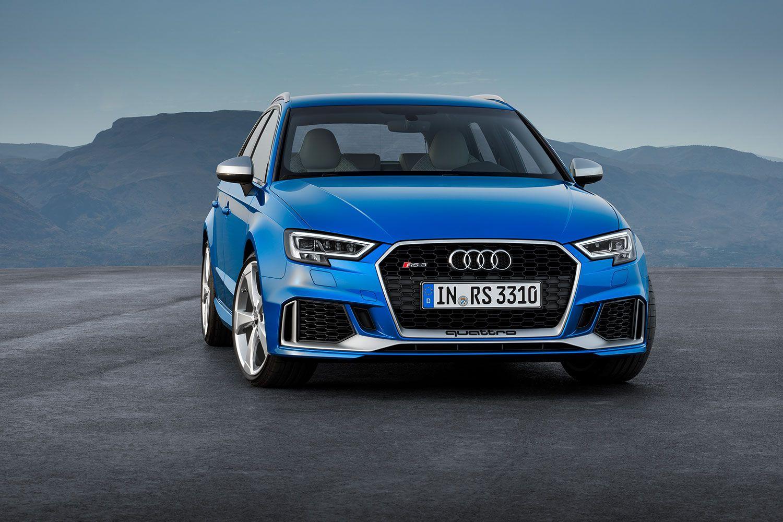Update für den Audi RS 3 Noch mehr Leistung addicted to