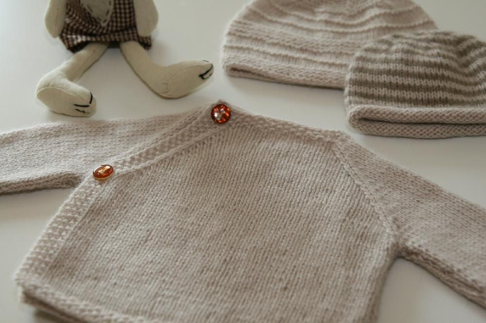 100 Cashmere Cache Coeur And Two Baby Beanies Cashmere Knitting