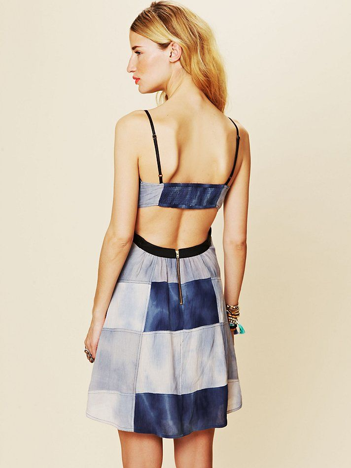 Free People dress inspired by the coves of Sardinia