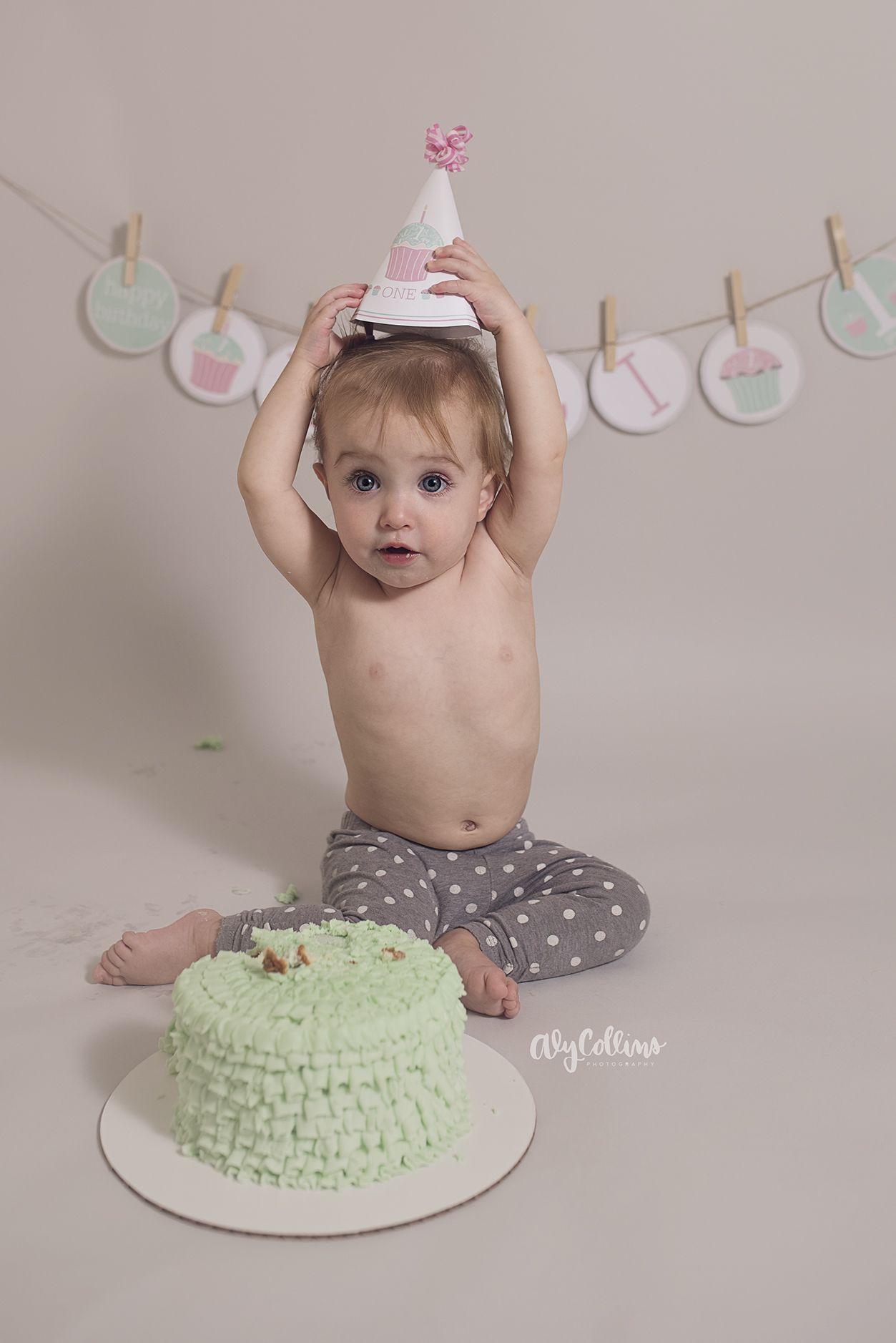 Groovy Aly Collins Photography Salt Lake City Utah Cake Smash Funny Birthday Cards Online Inifofree Goldxyz