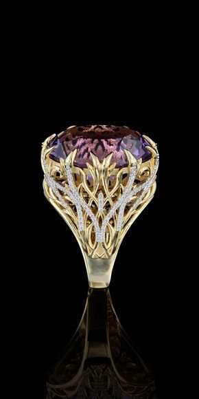 "Master Exclusive Jewellery - Collection - Solo   ""I'd want to see this and feel this in person...on my finger..but WOW! what a creation!"
