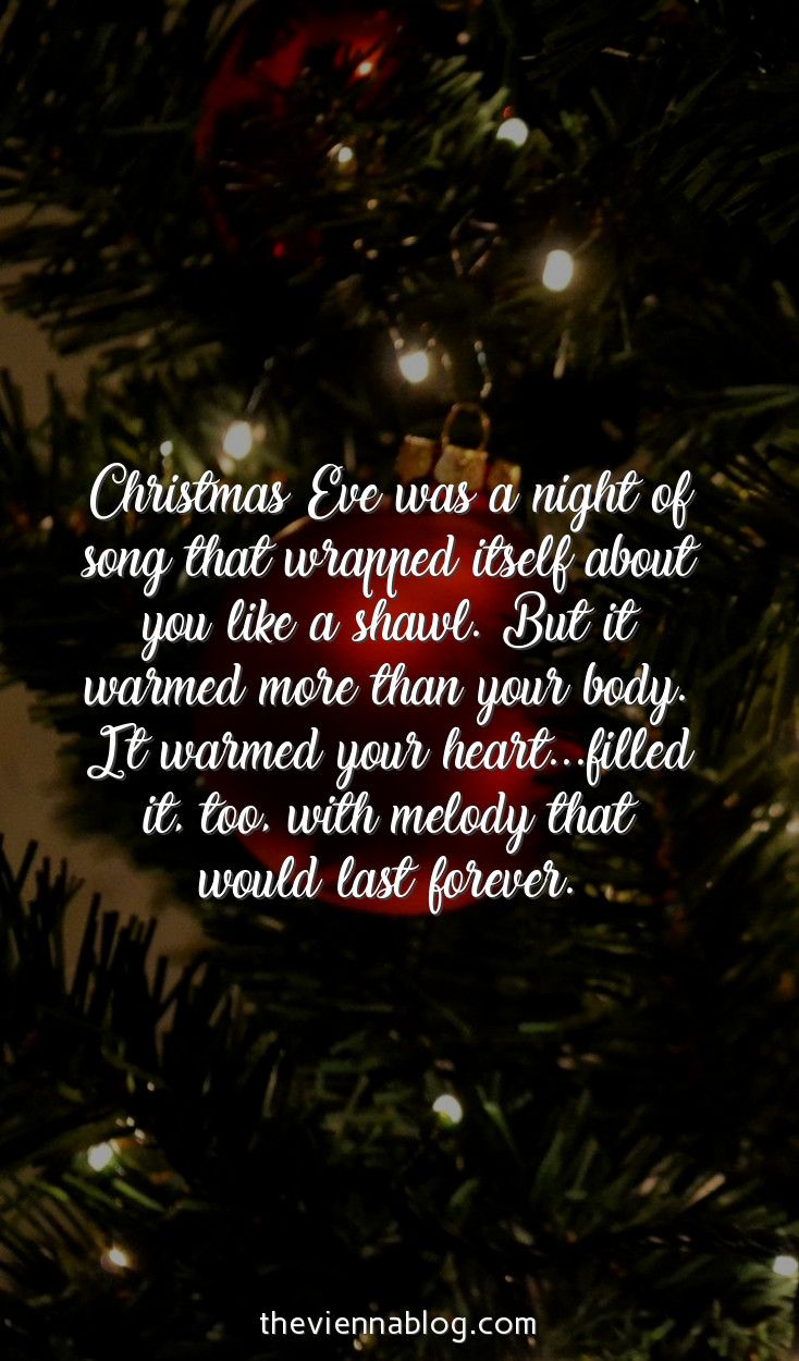 50 Best Christmas Quotes Of All Time Part 2 The Vienna Blog Lifestyle Travel Blog In Vienna Best Christmas Quotes Christmas Quotes Christmas Eve Quotes
